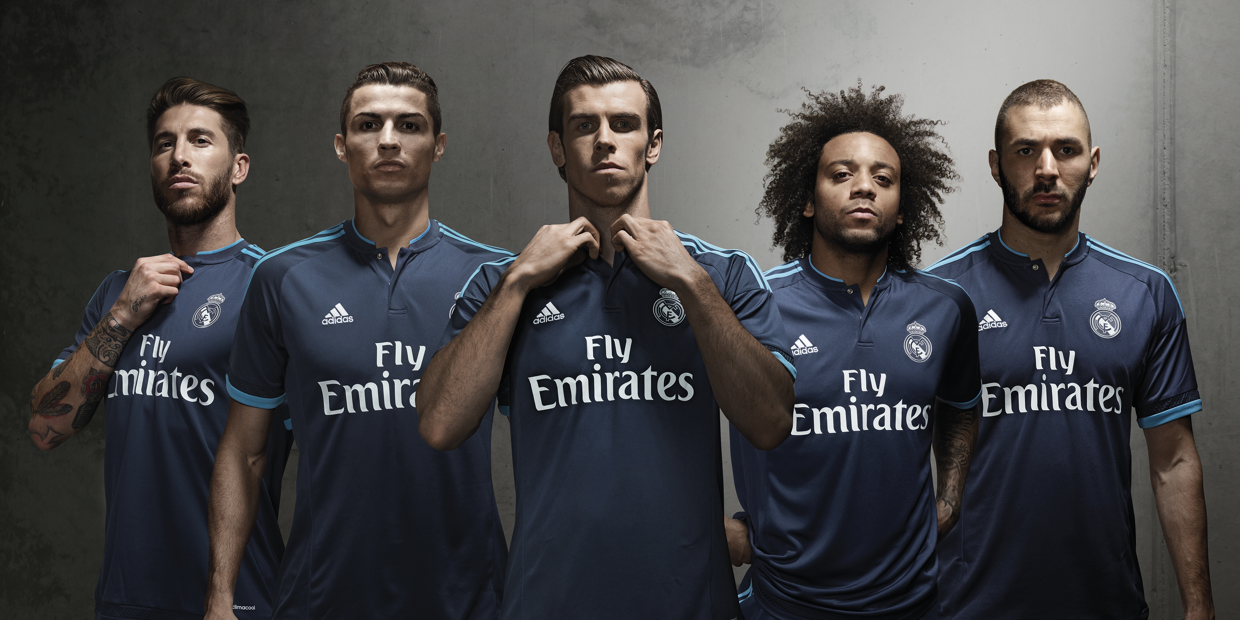 Terza Maglia Real Madrid merchandising