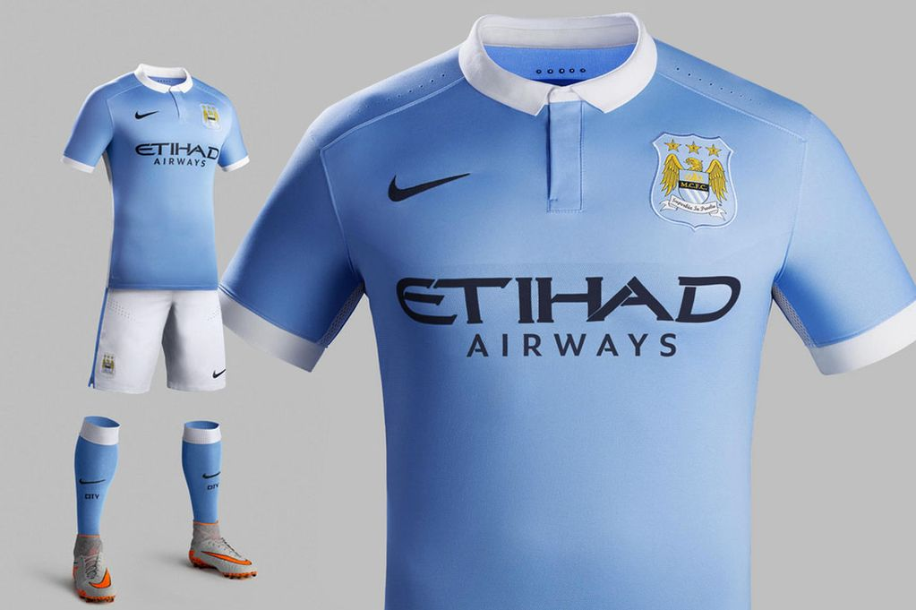 Maglia Home Manchester City merchandising